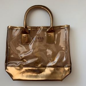 Guess by Marciano Clear Mini Tote